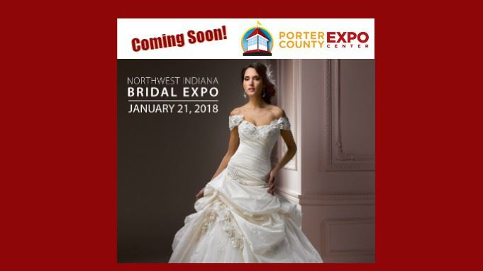 2018 Bridal Expo Website Cover