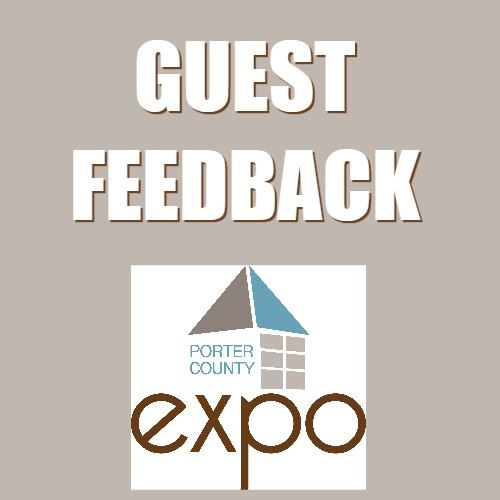 CLICK HERE to complete a short survey if you recently ATTENDED an event at the Expo