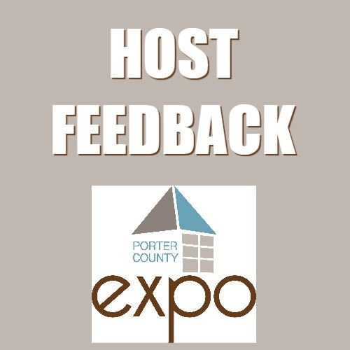 CLICK HERE to complete a short survey if you recently HOSTED an event at the Expo.