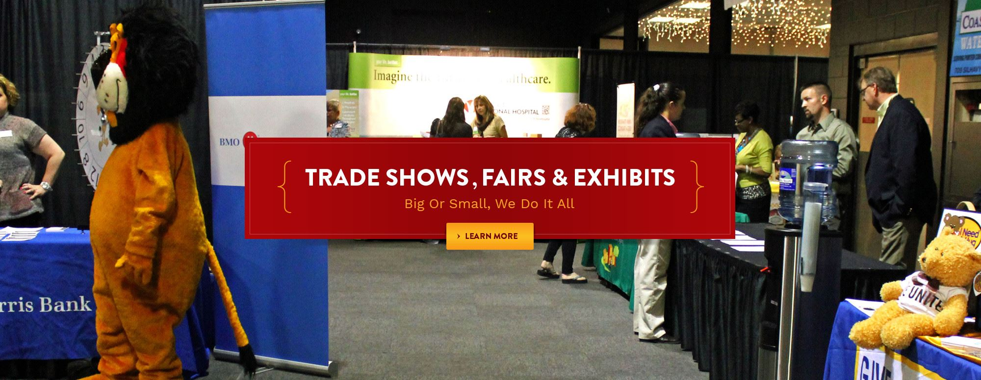 Trade Shows Fairs and Exhibits