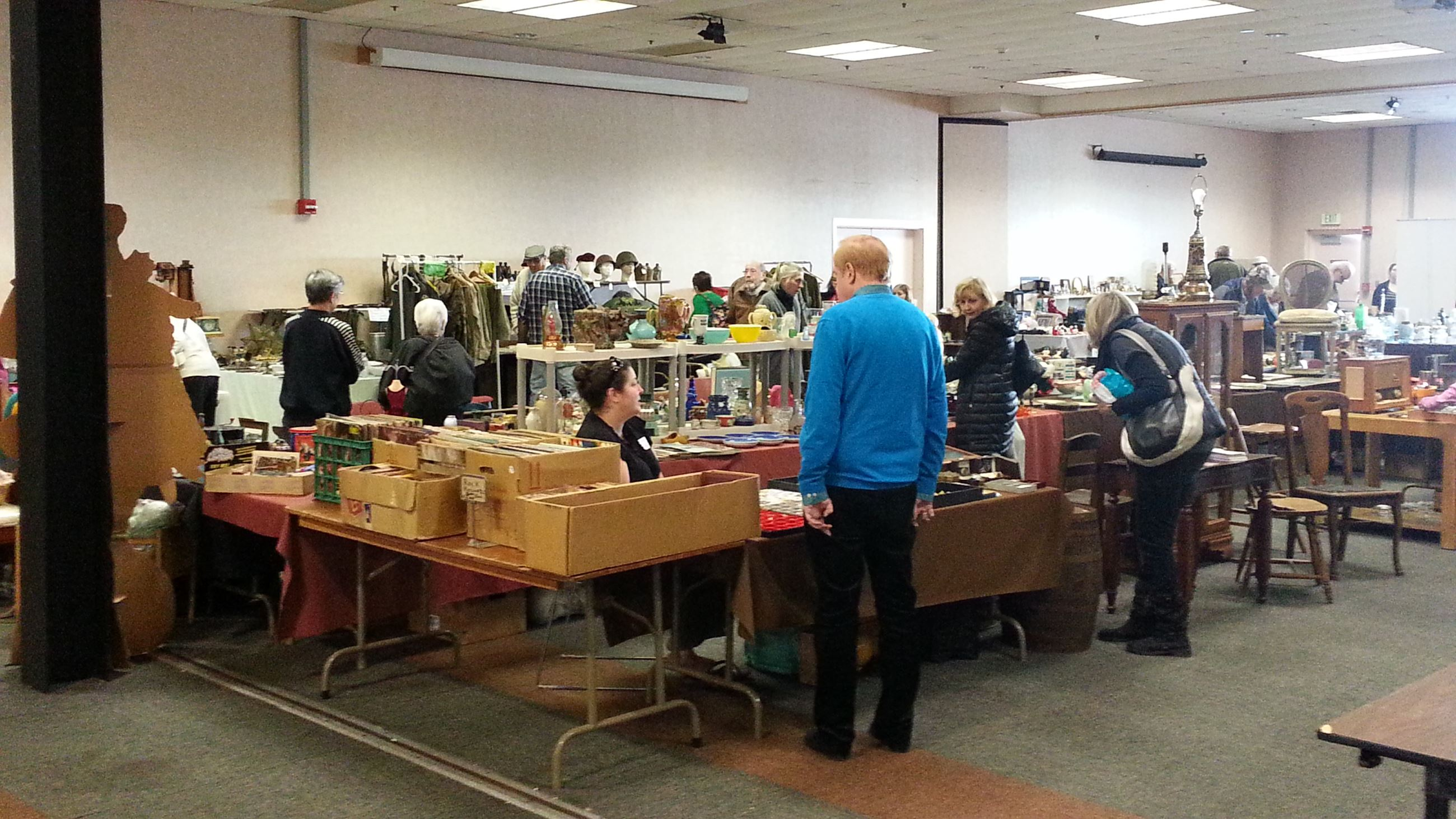 MHA Treasures Of The Past Antiques & Collectibles Show