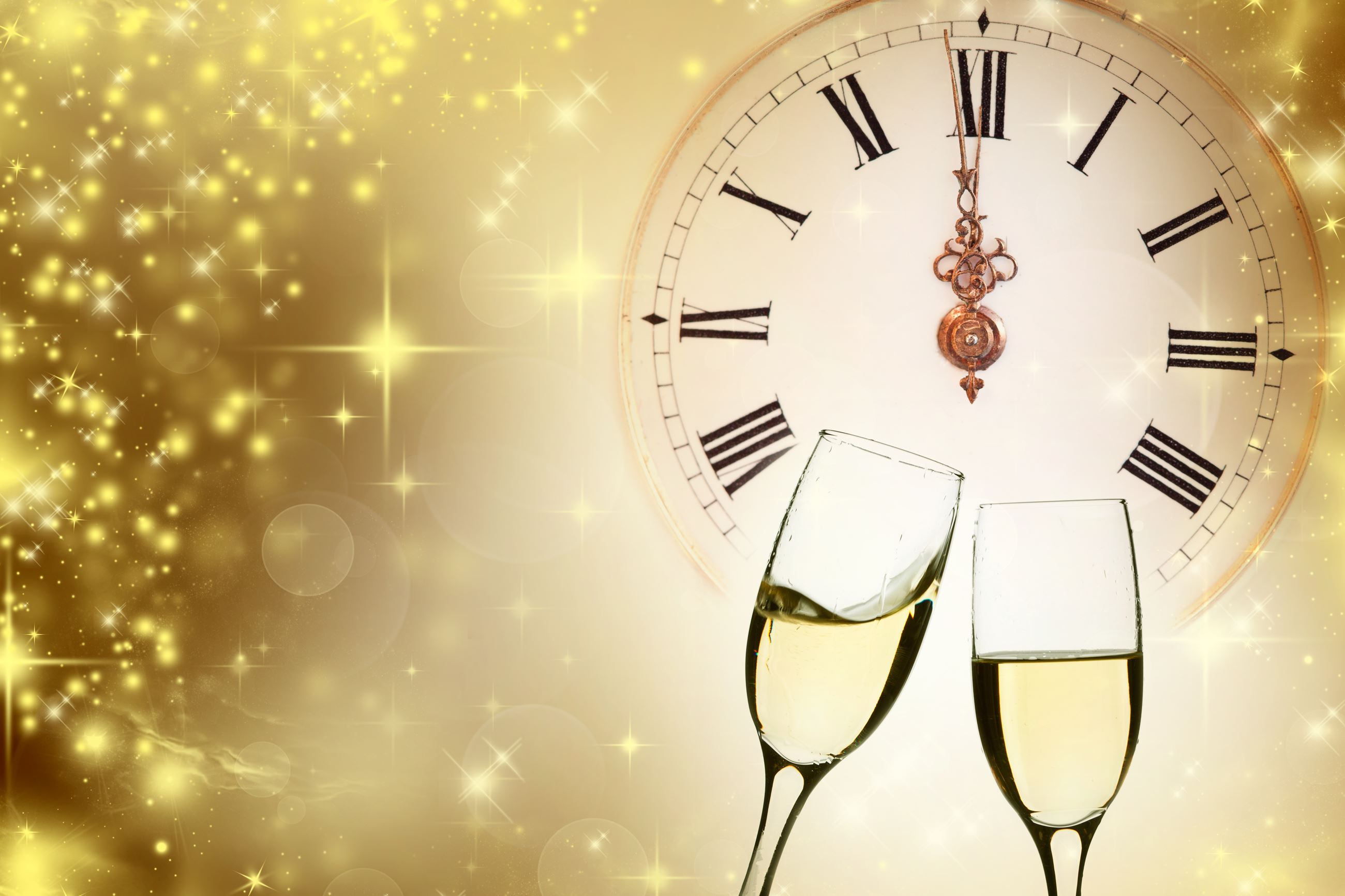 Find information about the New Year's Eve Party