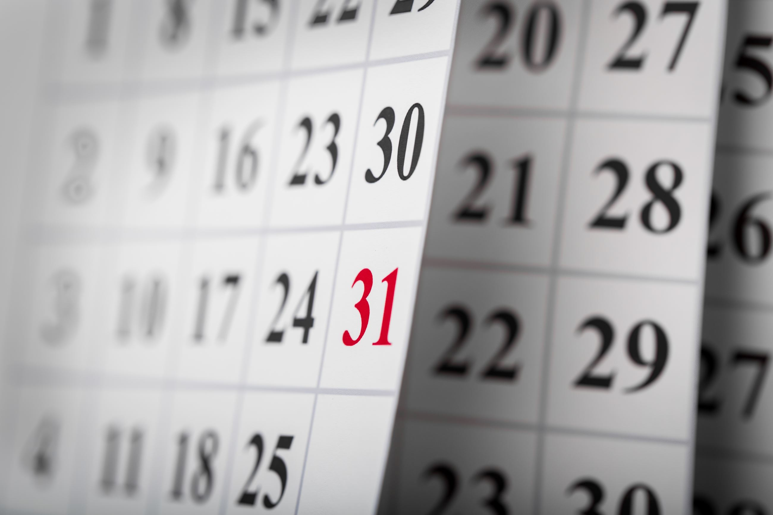 View the Public Events calendar
