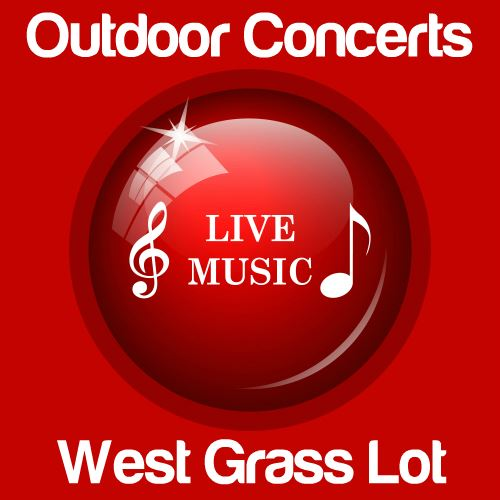 Outdoor Concert: West Grass Lot Icon