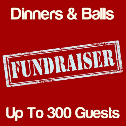 Fundraising Dinners & Balls Up To 300 Guests Icon