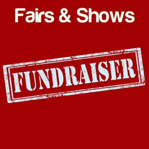 Fundraiser Fairs & Shows Icon