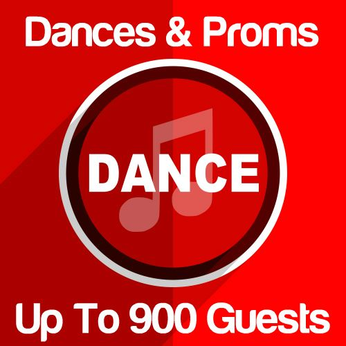 Dances & Proms Up To 900 Guests Icon