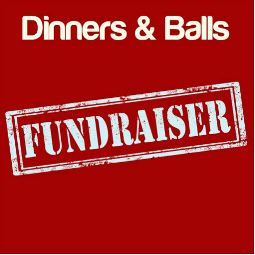 Fundraiser Dinners & Balls Icon