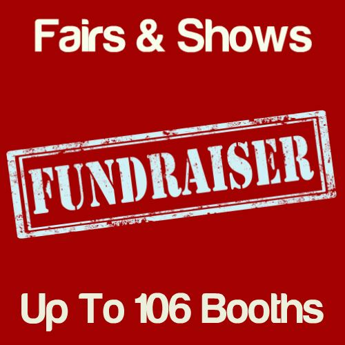 Fundraiser Fairs & Shows Up To 106 Booths Icon