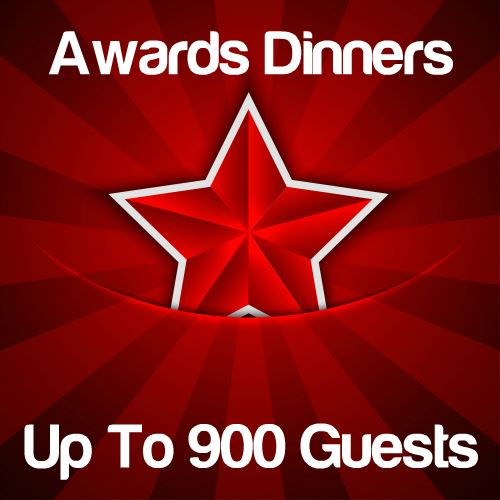 Awards Dinners Up to 900 Guests Icon