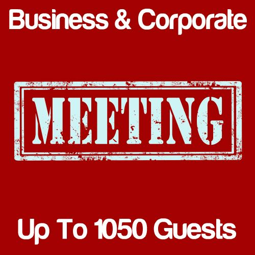 Business Meeting Up to 1050 Guests Icon