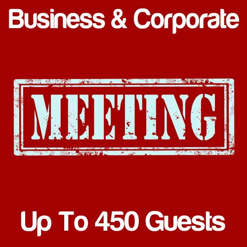 Business Meeting Up to 450 Guests Icon