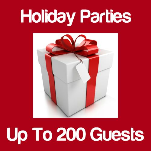 Holiday Party Up to 200 Guests Icon