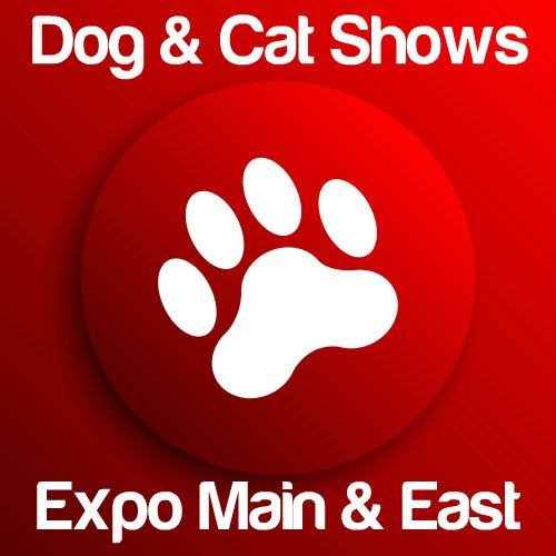 Dog & Cat Shows: Expo Main & 4H Buildings Icon