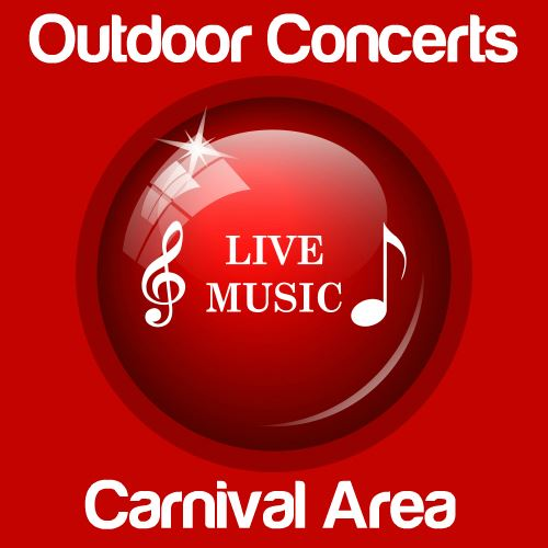 Outdoor Concert: Carnival Area Icon