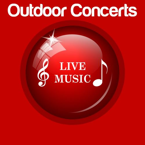 Outdoor Concert Icon